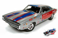 Dodge Charger R/t 1970 Dick Landry 1:18 Model AW238 AUTO WORLD