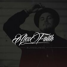 Alex Faith - Bloodlines [New CD] Digipack Packaging