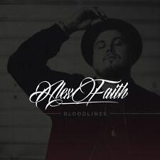 Alex Faith - Bloodlines [New CD] Digipack Packaging