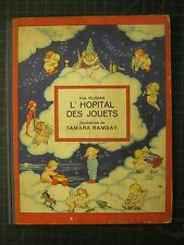 L'Hopital des Jouets by Alek Plunian illustrated by Tamara Ramsay