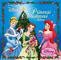DISNEY'S PRINCESS CHRISTMAS ALBUM (2005) 14-track CD Neu / Verpackt