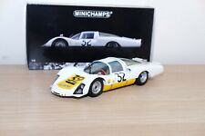 Minichamps 1:18 Porsche 906 LH #32 1966 Le Mans / Excellent Condition