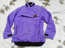 ORIGINALE Buffalo DP Pertex & Pile Montagna Camicia Cappotto Viola L Large 44
