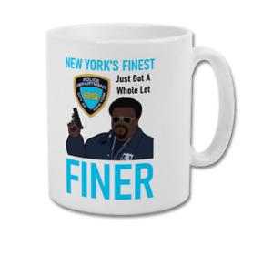 New York's Finest Just Got A Whole Lot Finer Doug Judy BROOKLYN NINE Coffee Mug