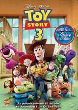 TOY STORY 3 MOVIE (DISNEY EN ESPANOL SPANISH EDITION) [DVD] [2010]