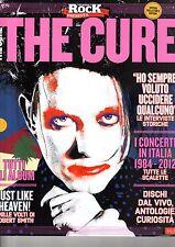 CLASSIC ROCK COLLECTOR'S=THE CURE=Tutti gli album=I concerti in Italia 1984-2012