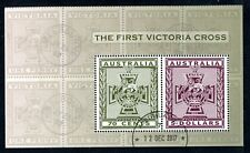 2015 The First Victoria Cross CTO Mini Sheet - Flinders Lane