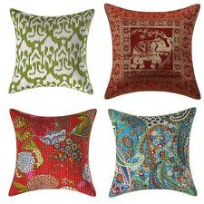 "4 PCS Set Bedding Sofa Pillow Case Cover Home Decor Cushion Cover 16"" Throw"