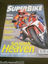SUPERBIKE - LENT OVER ISSUE - MAY 1999