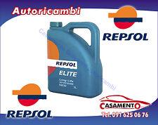 5 LITRI OLIO REPSOL ELITE 5W30 LONG LIFE 50700/50400