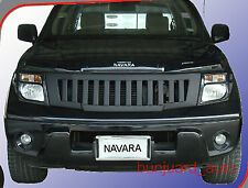 GRILLE grill BLACK Hammer FOR Nissan Navara D40 pathfinder AVENTURA 2005-2010