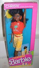 #5487 NRFB Vintage Mattel California Christie (Barbie) African American Doll