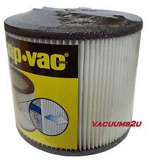 SHOPVAC CARTRIDGE FILTER GENUINE X 1 FOR MOST SHOPVAC WET & DRY VACUUMS