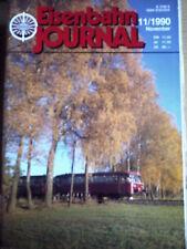 Eisenbahn Journal 10 1990 Die unverwustliche E 50