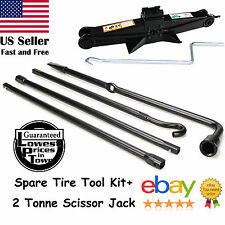 New Replacement for Jack 2004-2013 Ford F150 Spare Tire Tool Bag W/ Scissor Jack