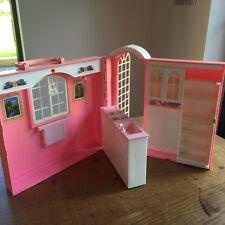 Vintage barbie mattel en plastique dur cuisine maison 1998 1990s