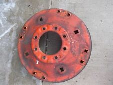 Allis Chalmers Wd Wd45 Tractor Orignl Ac Rear Factory Spin Out Wheel Center Hub