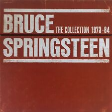 BRUCE SPRINGSTEEN - The Collection 1973-84 8 x CD Box Set 2010 RM2