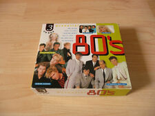3 CD BOX Essential 80`s: Talking Heads Billy Idol Kajagoogoo Duran Duran BLONDIE