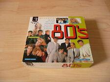 3 CD BOX Essential 80`s: Talking Heads Billy Idol Kajagoogoo Duran Duran BLONDIE