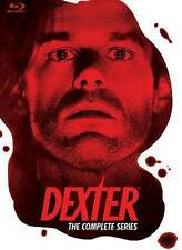 Dexter: The Complete Series (Blu-ray Disc, 2016, 24-Disc Set, Canadian)