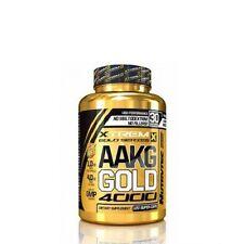 AAKG 120capsulas NUTRYTEC XTREM GOLD arginina pre entrenamiento salud sexual