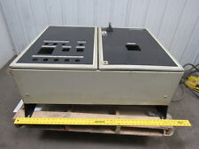 "RITTAL 39""X30""X12"" 2 Door Electrical Cabinet Panel Enclosure Box"