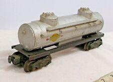 LIONEL SUNOCO TANKER CAR #6465 POST WAR