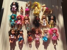 Lot of 16 Barbie Little Sister KELLY CHELSEA TOMMY and more