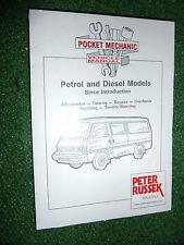Mazda E2000 E2200 Van Bus Petrol Diesel FE R2 WORKSHOP MANUAL kia bongo 1983-95