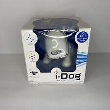 idog vintage 2005 HASBRO/Tiger Electronics i-DOG Original White NIB NEW rare