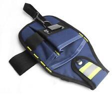 Small Maintenance Tool Pouch Bag Belt Pouche Storage Blue Organizer Tool Bag