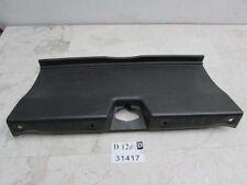1999 00 01 2002 2003 ACURA 3.2 TL Trunk rear Body Panel Trim Molding Scuff Plate