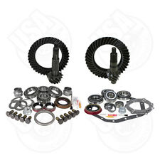 Differential Ring and Pinion Front,Rear USA Standard Gear ZGK044