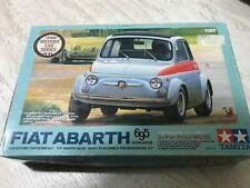 1:24 Tamiya Fiat Abarth 695 SS