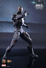 Hot Toys MMS 282 Iron Man Mark VII mk 7 Stealth Mode Version