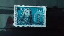 Timbres YT 1737 de l'année 1973 du centenaire