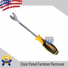 Heavy Duty Car Door Panel Plastic Fastener Remover Body Retainer Clip Pry Tool