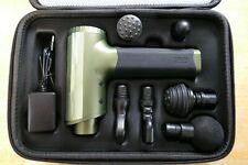 TaoTronics Deep Tissue Percussion Portable Massage Gun TT-PCA004 Green