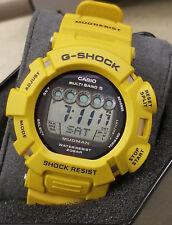 CASIO G-SHOCK GW9000-1 Mudman Multi/Solar Custom Yellow GShock GW-9000