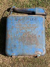 Eversure Vintage petrol can