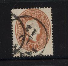 Austria-Lombarday 14 used catalog $75.00 Kl0911