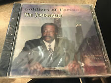 """The Journalist """"Soldiers of Fortune"""" SEALED cd"""