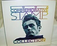 1996 U.S. Commemorative Stamp Collection James Dean Cover Complete all stamps