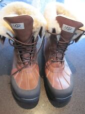 Genuine Mens UGG 'Butte' Brown Boots - UK Size 13 - Brand New