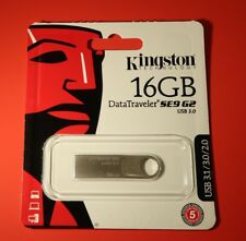 Kingston DataTraveler DTSE9G2 16GB Pen Flash Drive SE9 G2 USB 3.0 BRAND NEW