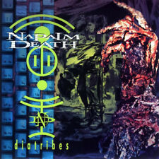 Napalm Death ‎– Diatribes CD NEW