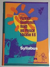 Personal Development, Health and Physical Education, K-6 Syllabus Teaching