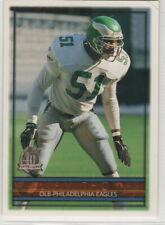 1996 Topps Football Philadelphia Eagles team set