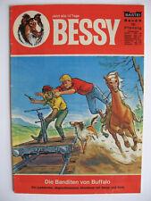 Bessy Band 6, Bastei, Cover- und Rückseite laminiert!